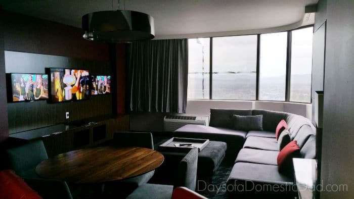 The D Hotel Las Vegas Suite