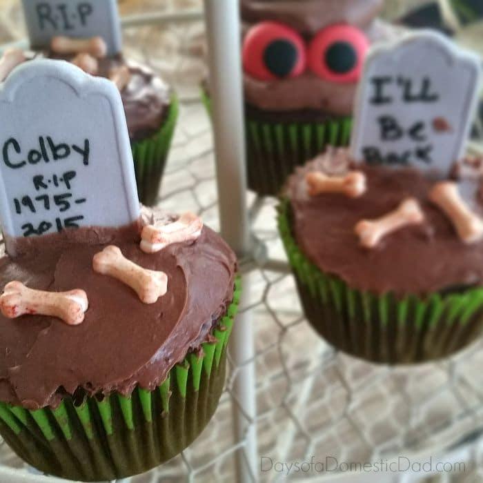 Wilton Halloween Cupcakes