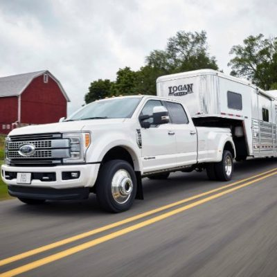 He Says Your Only as Good as Your Truck Is – 2017 Ford Super Duty