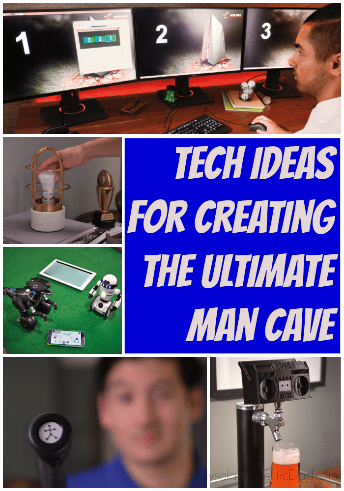 Best Buy Man Cave