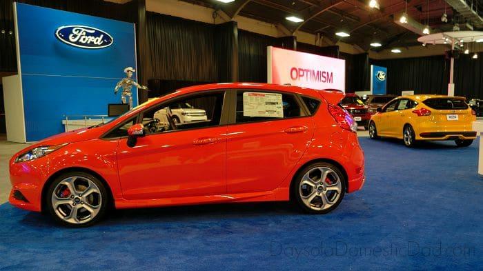 Ford Fiesta - Ford State Fair of Texas