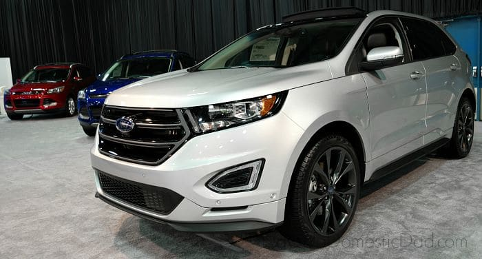 Ford Edge - Ford State Fair of Texas