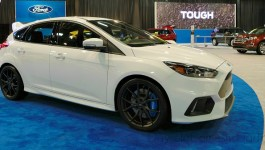 Ford Focus RS - Ford State Fair of Texas