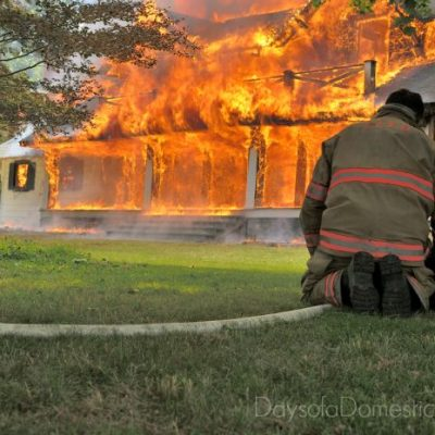 Be a Hero Save a Hero During Fire Prevention Week