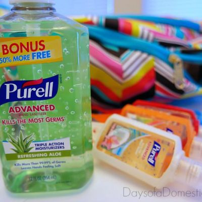Join the PURELL at Target Twitter Party, 9/2 at 9-10pm EST #PURELL30