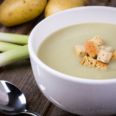Warm Up This Winter with a Bowl of Potato Soup