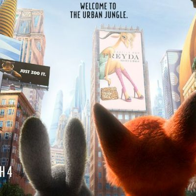 What Does it Take to Make Zootopia