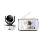 The Motorola MBP854CONNECT, the Most High-Tech Baby Monitor on the Market