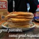 Hungry Jack Pancakes