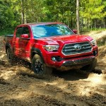 Take a Offroad Ride in a 2016 Toyota Tacoma – Video #LetsGoPlaces #Tacoma