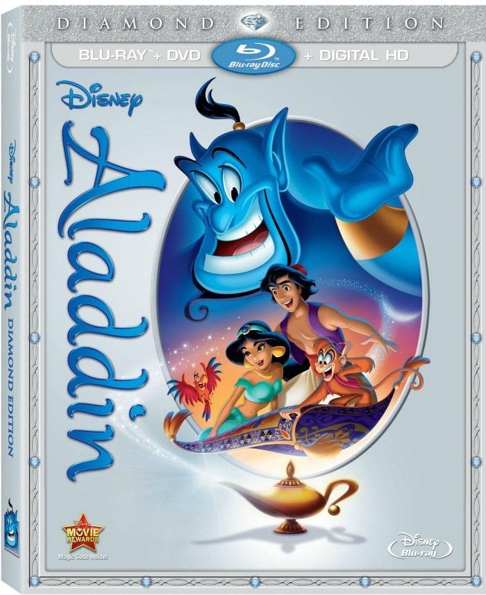 Catch The Diamond Edition of Aladdin on Blu-ray and Digital HD