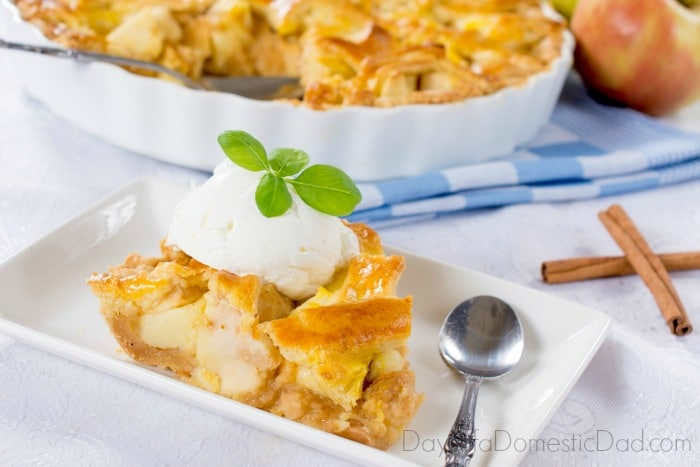 An Apple Pie Recipe Perfect for the Holiday Dessert Table