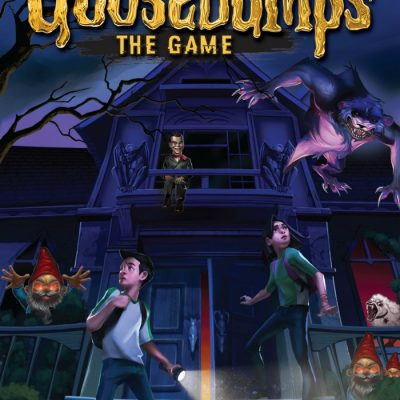 Join us for the #GoosebumpsGame Twitter Party, 10/22 8pm EST