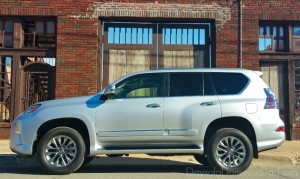 Luxury SUVs Simply Don't Get Much Better Than the 2015 Lexus GX 460 SUV