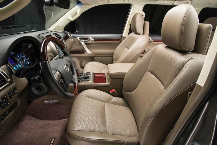 Lexus GX460 Int
