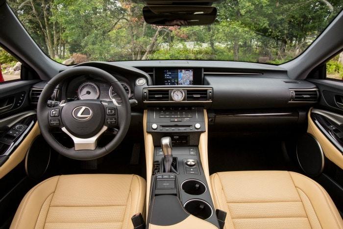 Lexus RC350 F Sport Int