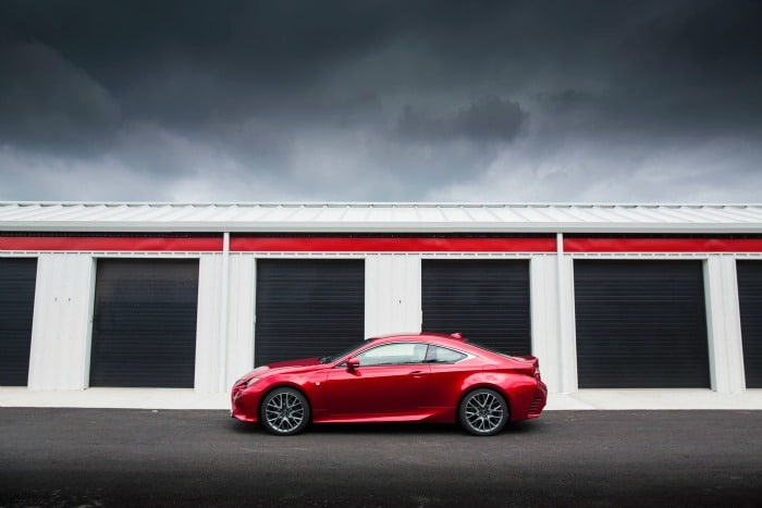 The Lexus RC 350 F Sport is Only Second to the Lexus LFA