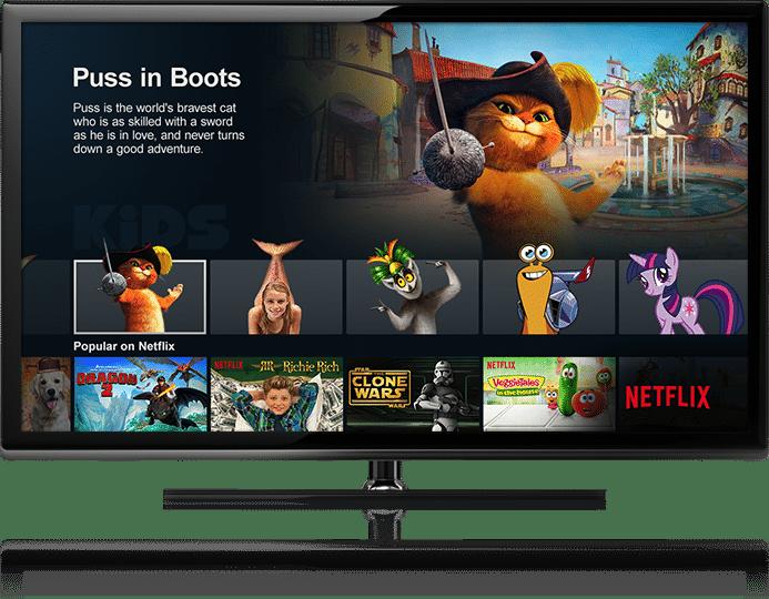 Netflix Children Programs