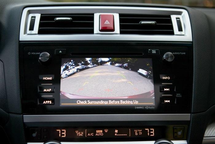 Subaru Legacy Back Up Cam