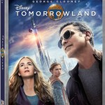 Catch the Future – Tomorrowland Movie on Blu-ray, Digital HD, DMA