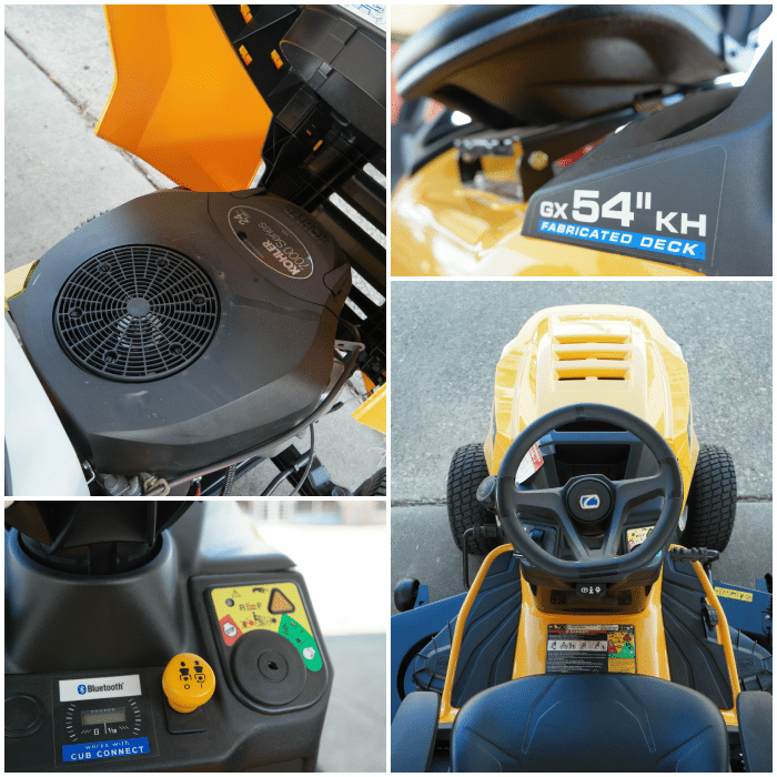 Cub Cadet Collage