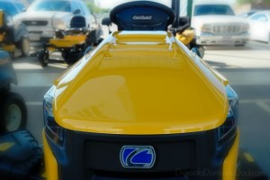 See Why I Found a New Friend in My Cub Cadet XT1 Lawn Mower?