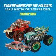 Hot Wheels Rewards