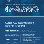 Don't Miss a Special Holiday Shopping Event at Best Buy – #WinTheHolidaysSweepstakes