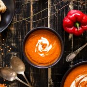 Simply Irresistible Pumpkin Soup