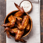 Tailgater Hot Wings