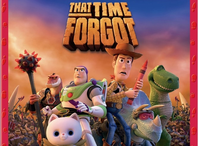 Add Toy Story That Time Forgot BluRay to Your Toy Story Collection