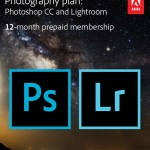 Show Your Creative Side with a Adobe Creative Cloud Photography Plan