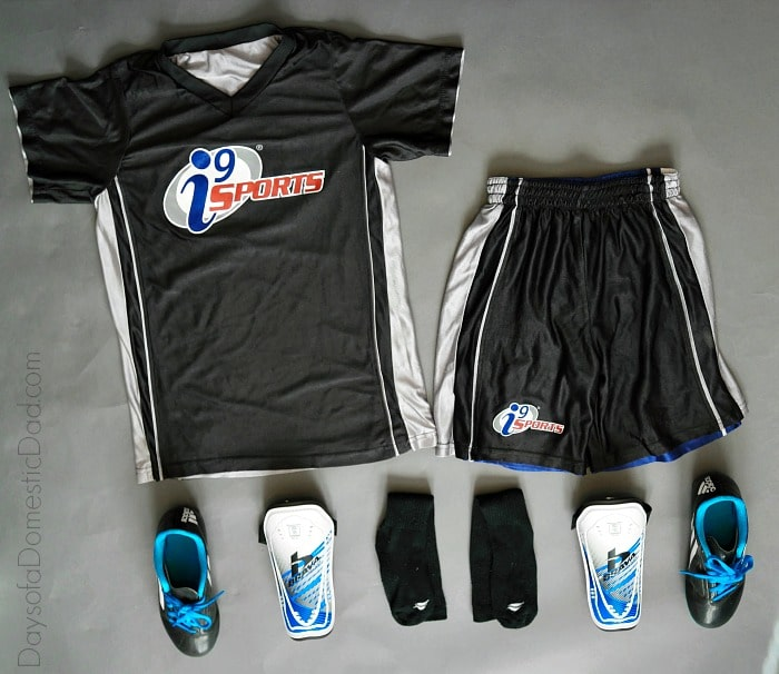i9 Soccer Uniform