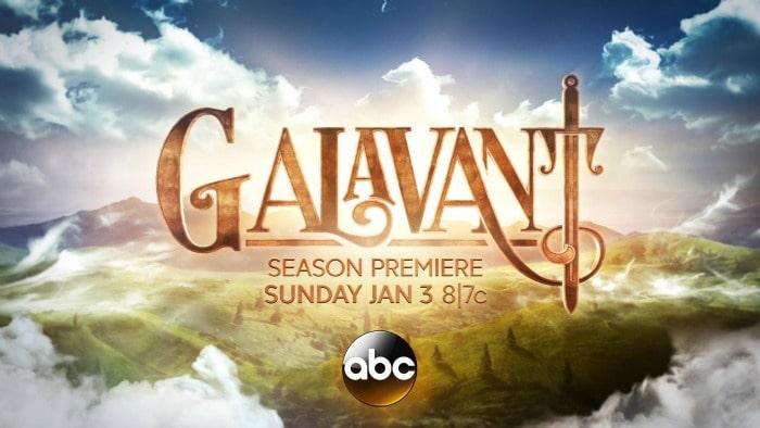 Galavant is one ABC - galavant season 2