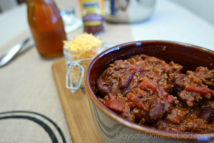 Thick 'n Hearty Chili