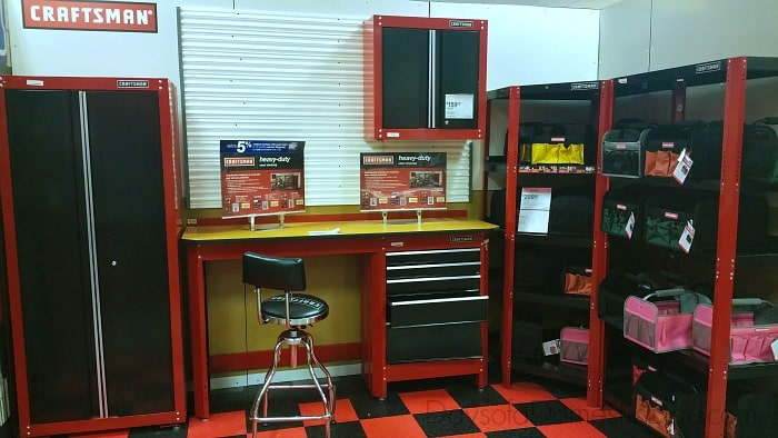 Craftsman Tools at Sears has the Perfect Gift For Everyone!