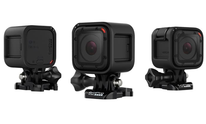 Want to Win a New GoPro HERO4 Session Before the Holidays