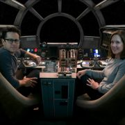 JJ Abrams and Kathleen Kennedy