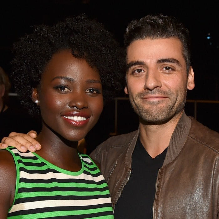 The New Kids Lupita Nyong'o and Oscar Isaac Fit Right Into the Star Wars Universe – StarWarsEvent