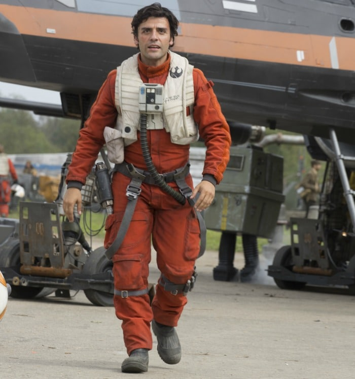 Oscar Isaac Star Wars: The Force Awakens
