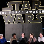 The Star Wars The Force Awakens Global Press Press Day – Photo Tour
