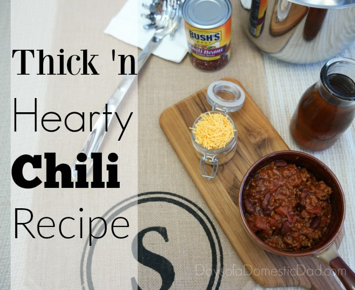 Everything is Better with a Bowl of my Thick 'n Hearty Chili - # ...