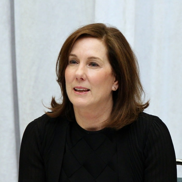 Who is Kathleen Kennedy
