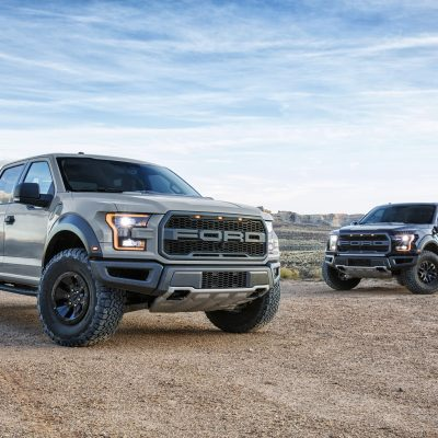 The All New 2017 Ford Raptor You Have Been Waiting For