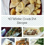 40 Winter Crock Pot Recipes
