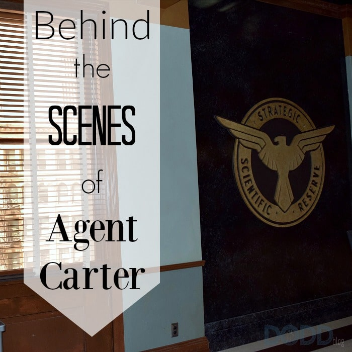 Behind the Scenes of Agent Carter