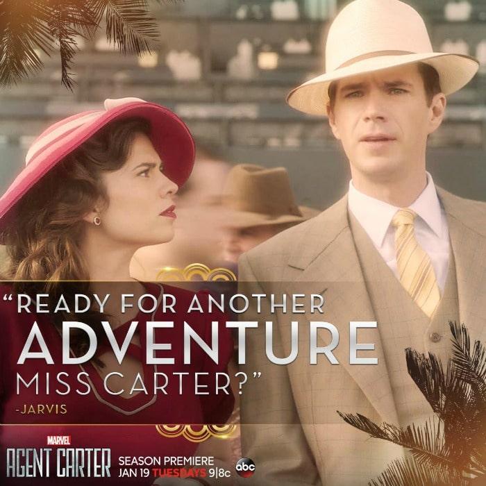 Marvel Agent Carter Season Two