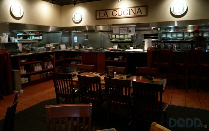Home Style Food at Carrabba's Italian Grill