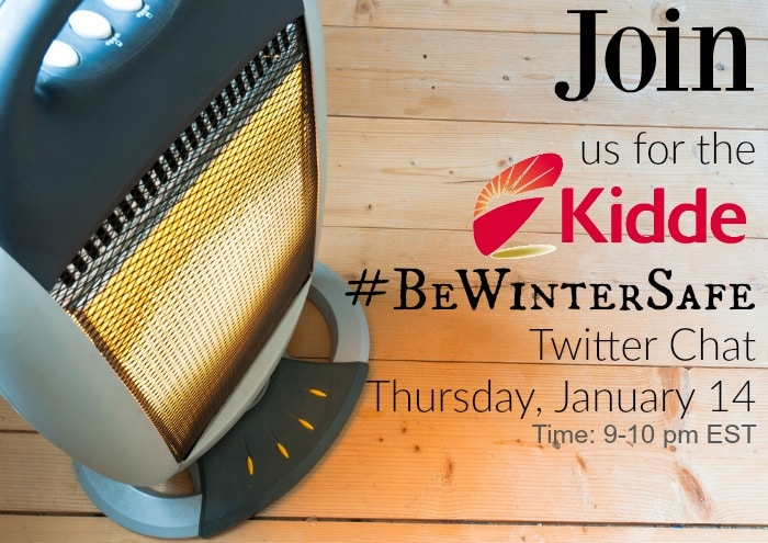 Join us for the #BeWinterSafe Twitter Chat