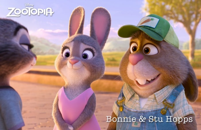 Meet the Cast of Zootopia, the Humans Behind the Animals